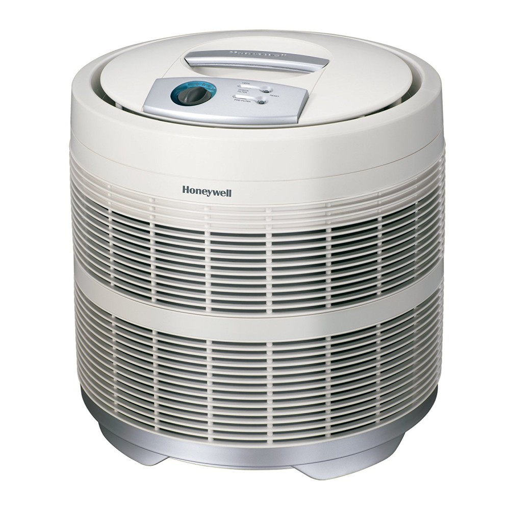 Honeywell True HEPA, Germ Fighting, Allergen Reducer Air Purifier with Long-Lasting HEPA Filter, 50250