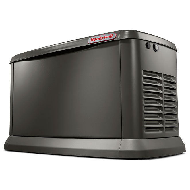Honeywell 10kW Air Cooled Home Standby Generator With FREE Mobile Link - 7179