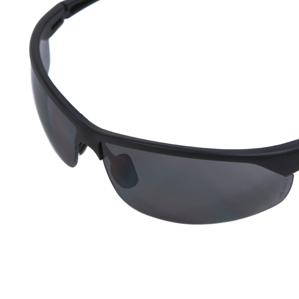 Honeywell HS300 Safety Eyewear, Matte Frame, Gray Lens, Scratch-Resistant Hardcoat Lens Coating - RWS-51071