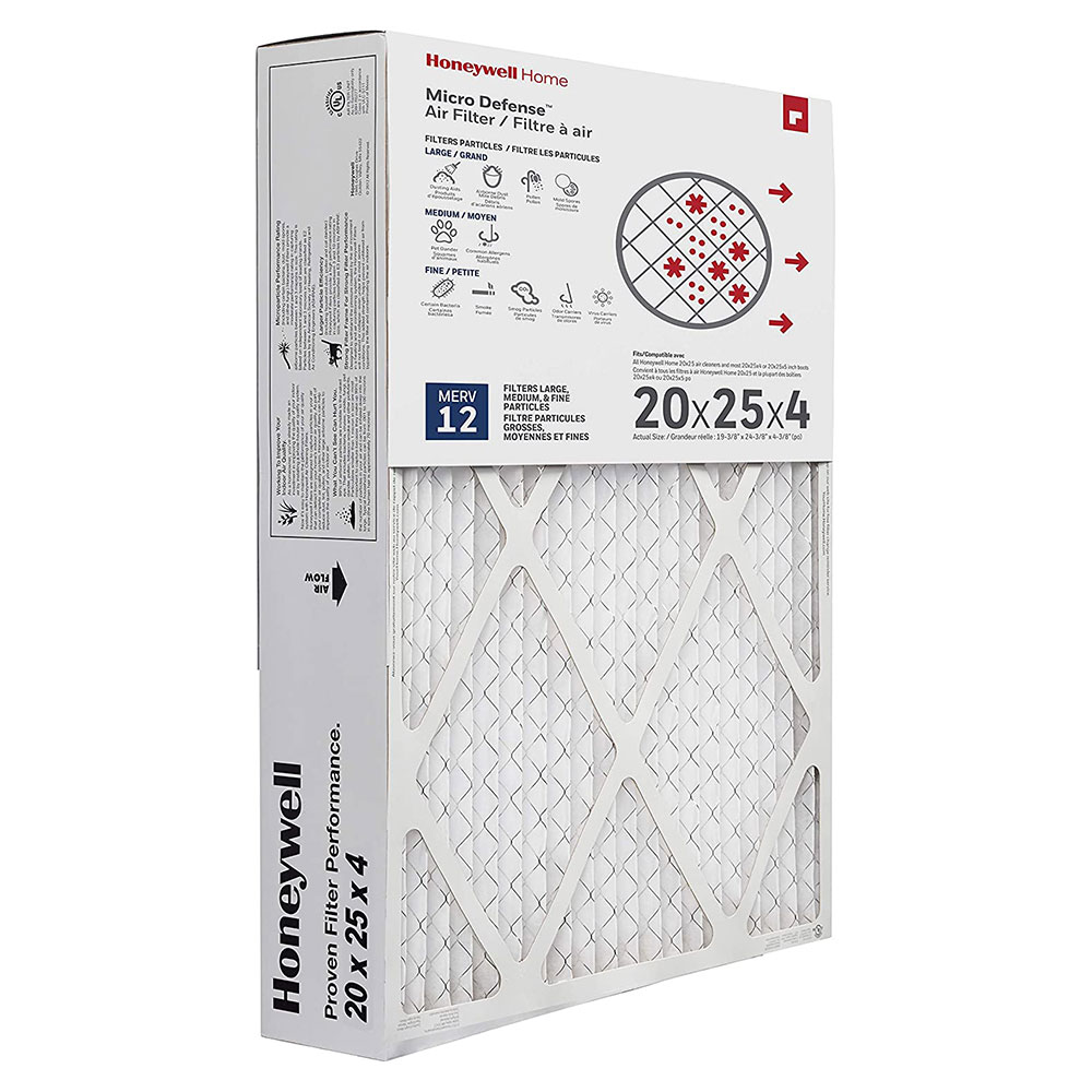 how to clean electronic air filter honeywell