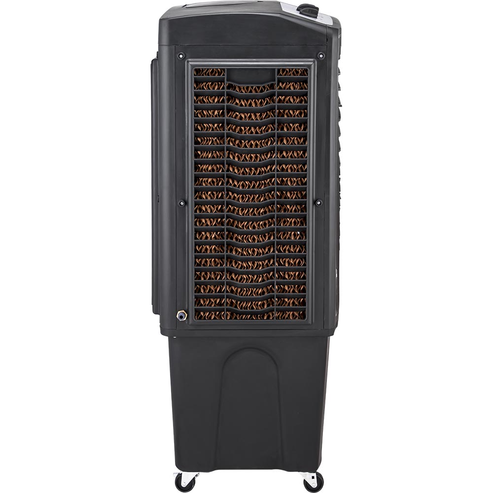 Honeywell CO810PM Outdoor Evaporative Air Cooler & Fan, 2800 CFM for Large Outdoor Spaces - 19 Gallon Tank (Black)