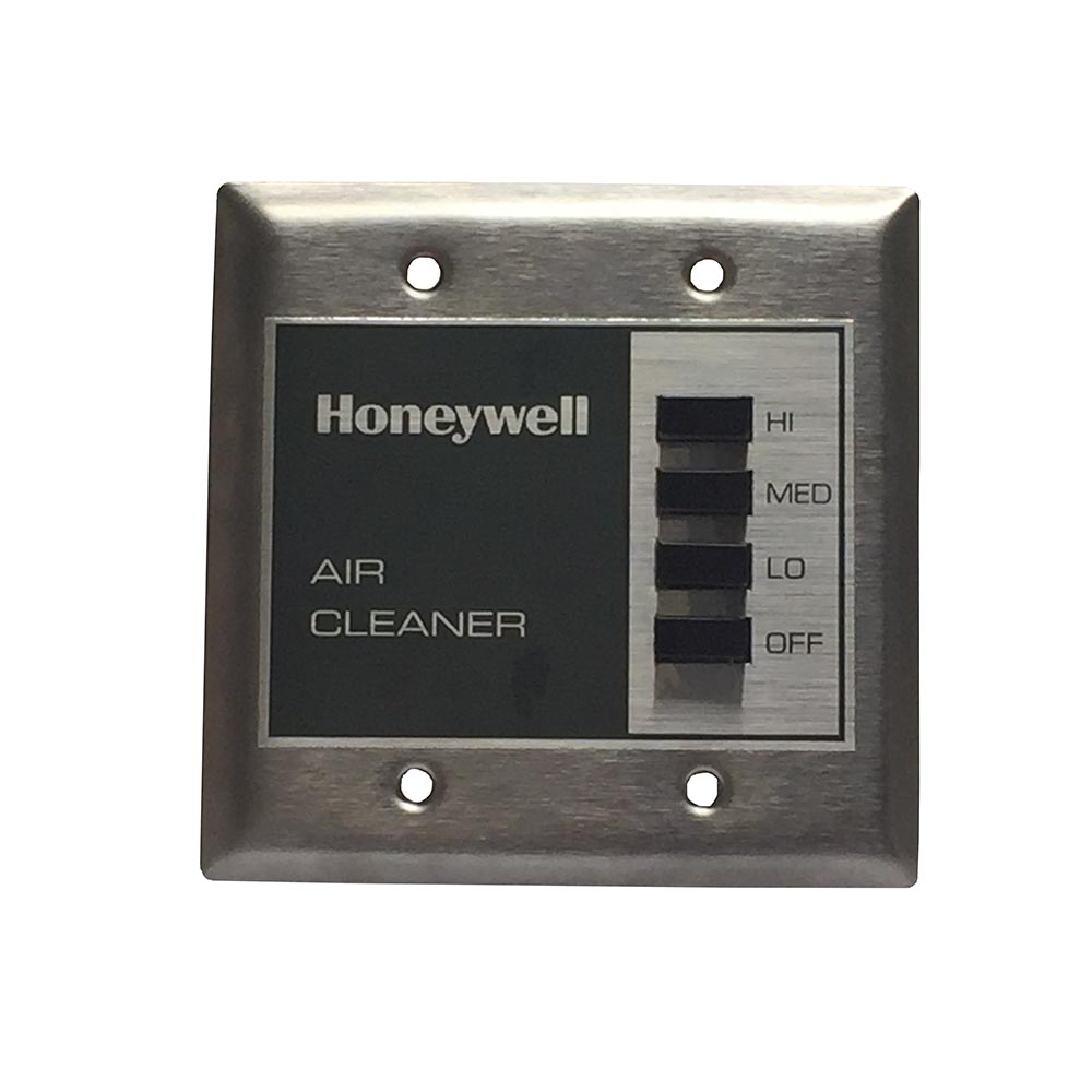 Honeywell F118C1009 Commercial Ceiling Mount Media Air Cleaner with 95% DOP Filter, Two 7lbs CPZ Filters and One Prefilter