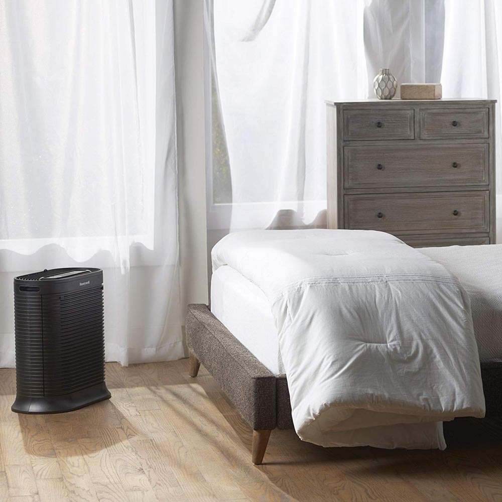 Honeywell Bluetooth Smart True HEPA Air Purifier With Allergen Remover, HPA-250B