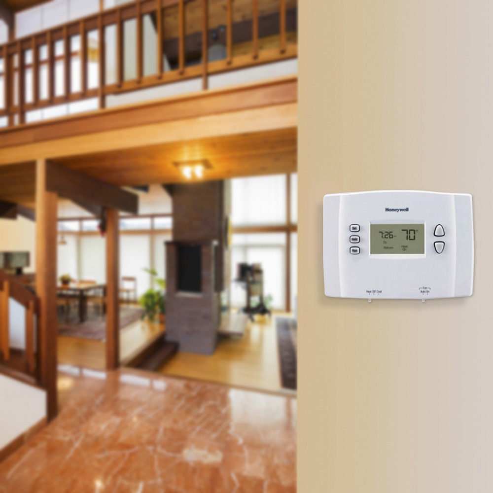 Honeywell RTH221B Basic 1 Week Programmable Thermostat