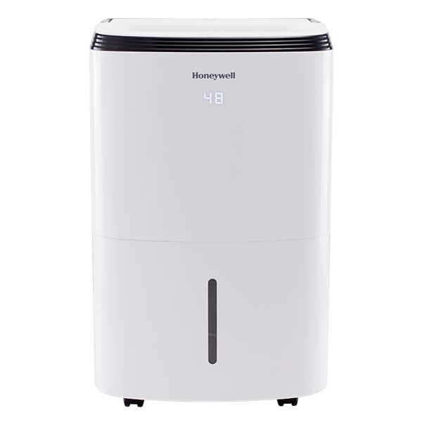Honeywell TP70WKN 70-Pint Energy Star Dehumidifier for Larger Rooms Up To 4000 Sq. Ft.