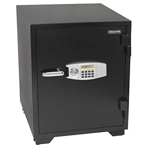 Honeywell 2118 Water Resistant Steel Fire and Security Safe (3.44 cu')