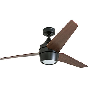 Honeywell Eamon 52 In. Modern Bronze Remote Control Ceiling Fan - 50603-03