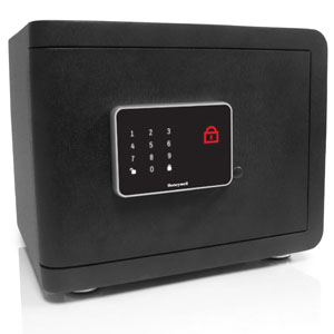Honeywell 5403 Bluetooth Smart Security Safe with Touch Screen  (.97 cu ft.)