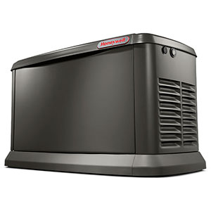 Honeywell 16kW Air Cooled Home Standby Generator With FREE Mobile Link - 7181