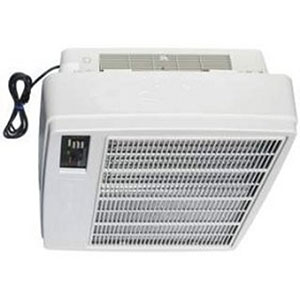 Honeywell F90A1001 Surface Mounted Electronic Air Cleaner with Two Heavy Duty Co