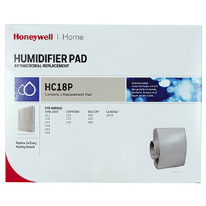 Honeywell HC18P1009 Whole House Humidifier Pad
