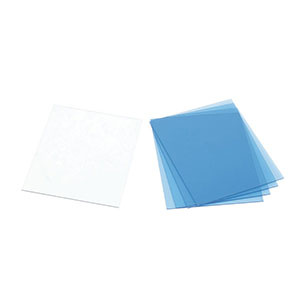 Honeywell Polycarbonate Cover Plates for HW100 & HW200 Helmets, 5 pk - PC90110