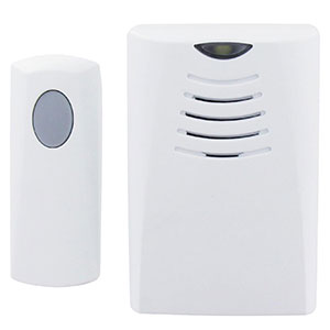 Honeywell RCWL105 Plug-in Wireless Door Chime