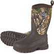 Muck Boots Kid's Rugged II Performance Outdoor Boot, Brown/Realtree, RG2-RTX