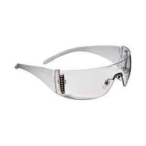 Honeywell SXP1 Safety Eyewear, Frosted Frame, Clear Lens- RWS-51076