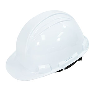 Honeywell ANSI Type 1, Ratchet Adjustment Hard Hat, White - RWS-52004
