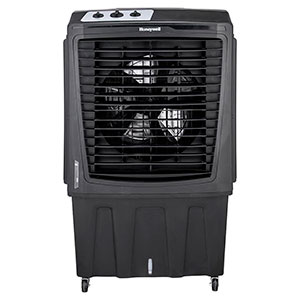 Honeywell CO810PM Outdoor Portable Evaporative Air Cooler, 2800 CFM (Black)