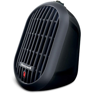 Honeywell Heat Bud Ceramic Portable-Mini Heater, HCE100 Series