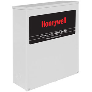 Honeywell RTSZ100G3 Three Phase 100 Amp/208V Transfer Switch, Non Service-Rated