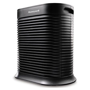 Honeywell HPA100 True HEPA Air Purifier with Allergen Remover - Black