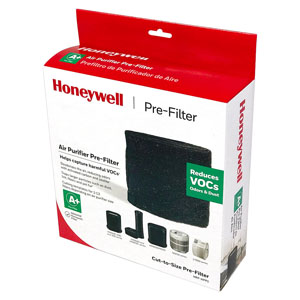 Honeywell HRF-APP1, Household Odor & Gas Reducing Universal Pre-filter