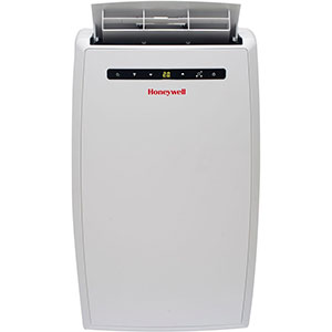 Honeywell MN10CESWW Portable Air Conditioner, 10,000 BTU Cooling (White)