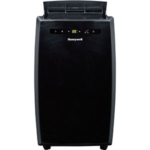 Honeywell MN12CESBB Portable Air Conditioner, 12,000 BTU Cooling (Black)