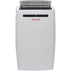 Honeywell MN12CESWW Portable Air Conditioner, 12,000 BTU Cooling (White)