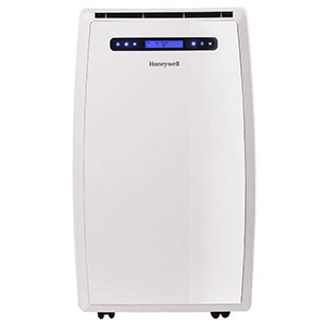 Honeywell MN14CCSWW Portable Air Conditioner, 14,000 BTU Cooling (White)