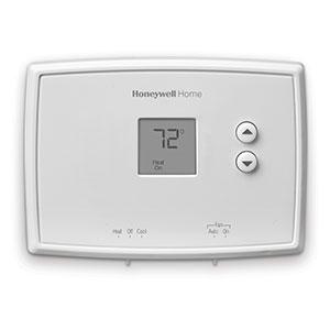 Honeywell RTH111B1024 Digital Non-Programmable Thermostat