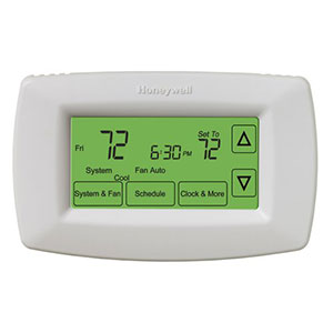 Honeywell RTH7600D 7-Day Programmable Touch Screen Thermostat