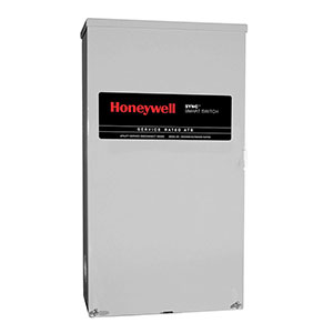 Honeywell RTSK400A3 SYNC 400 Amp 120/240 Transfer Switch