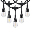 Honeywell 36 Foot Replaceable Filament Style LED String Light Set, ST136A112110