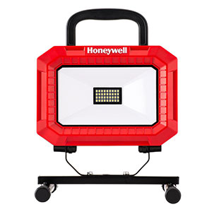 Honeywell Portable LED Worklight W/ Usb Charging Port, 3500 Lumen, WK103501L110
